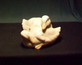 Nao Lladro Two Ducks Figurine
