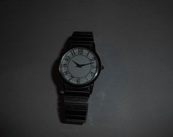 easy read calvin hill mens watch