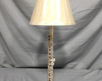 Half Flute Lamp