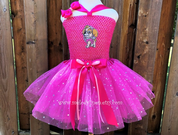 Paw Patrol Tutu Dress