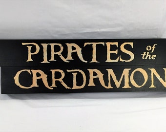 Pirates of the Cardamon