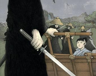 Shogun Assassin, Lone Wolf and Cub