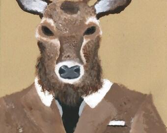 Deer, Sir