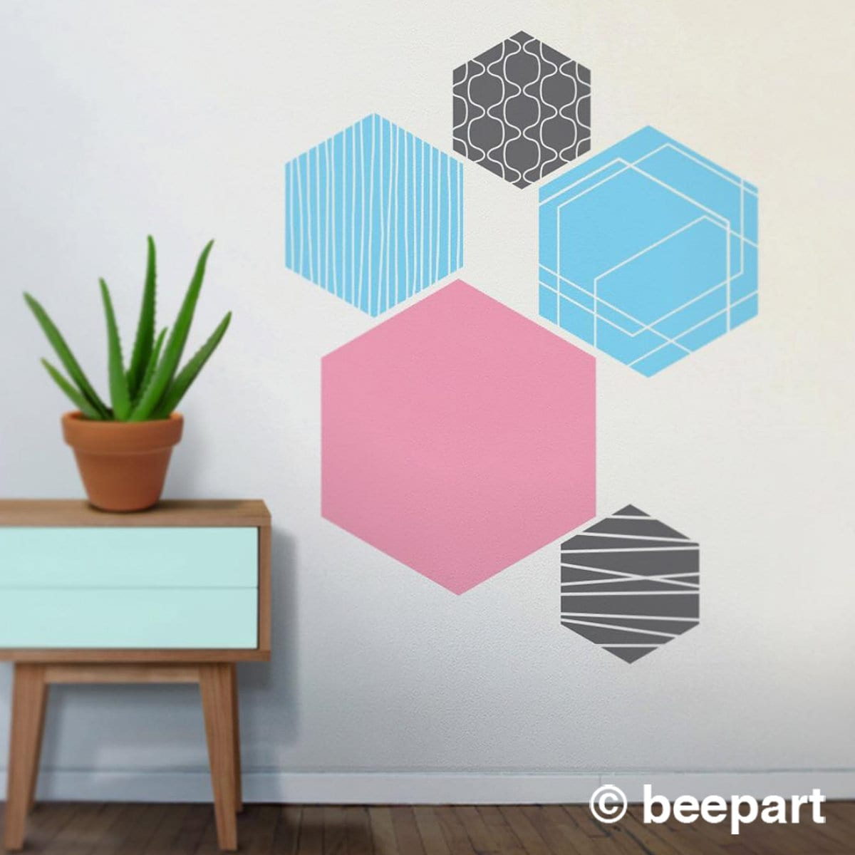 Beepart Vinyl Wall Decals And Illustration