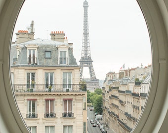 Paris Photography, Eiffel tower room with a view, Paris Decor, Haussmann apartments Paris, Paris Architecture, Rebecca Plotnick, Paris Photo