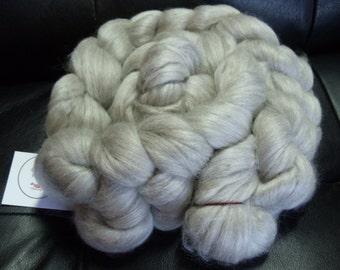 Merino/Yak/Silk roving for spinning or felting