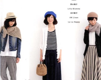 Ladies Pants and Skirts -  Japanese Craft Book MM