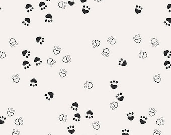 Capsules Nest - Curious Paws from Art Gallery Fabrics - 1 Yard