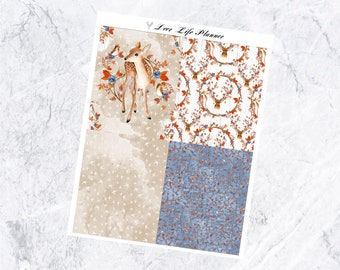Oh Deer! | Full Box | Erin Condren | Sticker