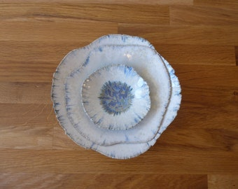 nesting bowls, scales, dishes, tapas, gift, art