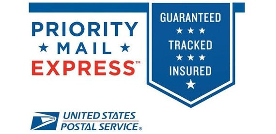Express Mail Guaranteed Delivery