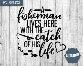 Fishing Quotes Etsy