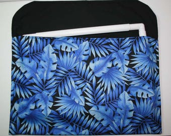 Project Envelope 11 x 17 Blue Palm