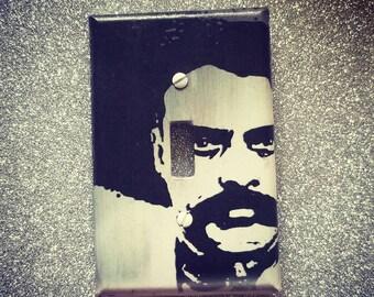 Emiliano Zapata light switch cover