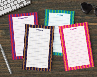 Notepad | Custom Notepad | Gift for Him | Gift for Her | 100 sheets