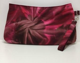 Project bag, notions bag, notions pouch, zipper bag
