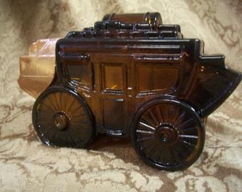 Vintage Avon Stagecoach Oland  Aftershave Bottle