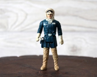 1980 Star Wars Han Solo Hoth Outfit Action Figure