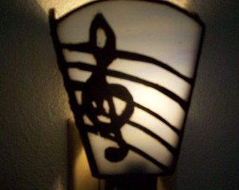 Shade: Musical Blue Nightlight