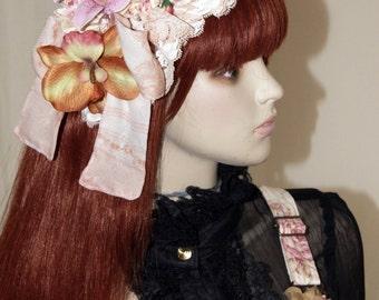 Sweet romance flowered headress 40%off