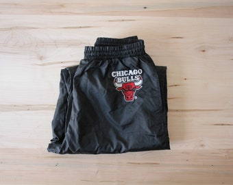 Chicago Bulls insulated nylon pants