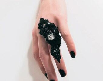 Black Swan eco ring