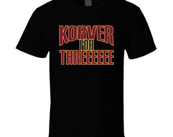 Cool Korver For Three Cleveland Basketball T Shirt