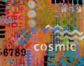 Cosmic Pi