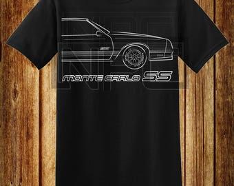 Monte Carlo SS T-Shirt