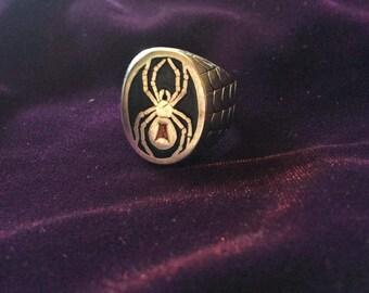 G&S Black Widow Ring