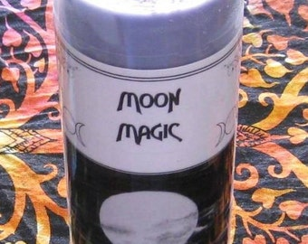 Moon Magic Candle
