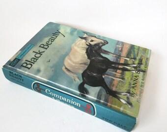 Hollow Book Black Beauty Stash Keepsake Compartment Box, Geekery Gadget, Jewelry Box