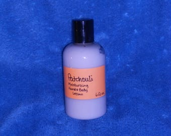 6 fl. ounce Patchouli Moisturizing Hand & Body Lotion with Sunflower Oil and Allantoin  (6 fl. oz)