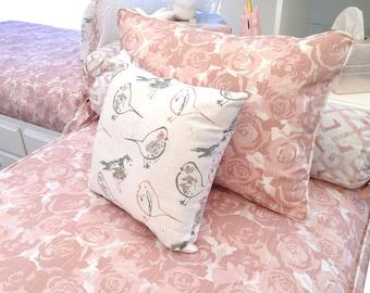 Roses Twin Size Hugger Comforter
