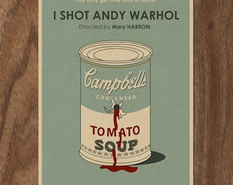 I Shot Andy Warhol Limited Edition Print