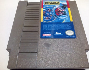 Mario's time machine! NES (NTSC-US)