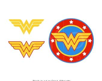 wonder woman svg wonder woman logo svg wonder woman