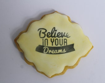 20 motivational quotes cookies