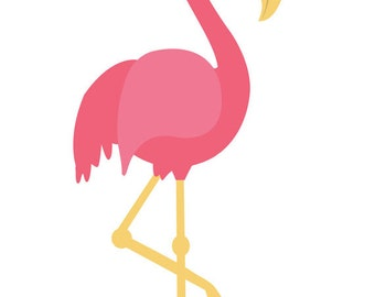clip art flamingo tropical clip art flamingo party rh etsy com clipart flamingo birds clip art flamingo free
