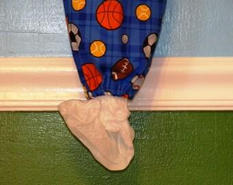 Grocery Bag Dispenser- Plastic Bag Holder- Sports- 7012