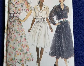 Vogue Dress Pattern # 7751 #12/14/16