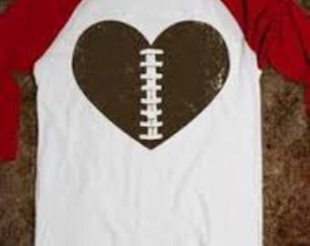 Football Love Shirt, Footballl Shirt