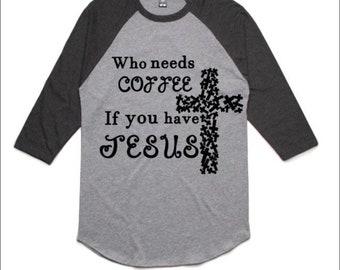 Who needs coffee
