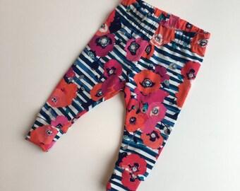 Baby Leggings: Poppy