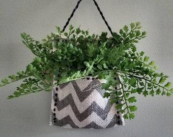 Handmade custom planter.