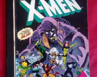 X-Men Notebook