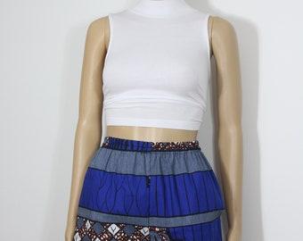 Ankara shorts, african print short, shorts, knicker