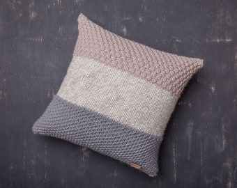 Cushion decorative Benjamin natural fibre