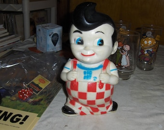 Bob's Big Boy vinyl bank
