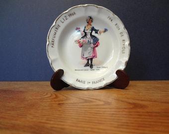 Goumot-Labesse Limoges small plate